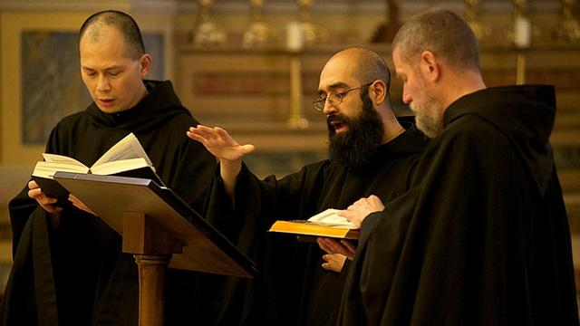 The Singing Monks of Norcia