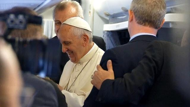 Pope Francis in the US; America's Journey for Justice