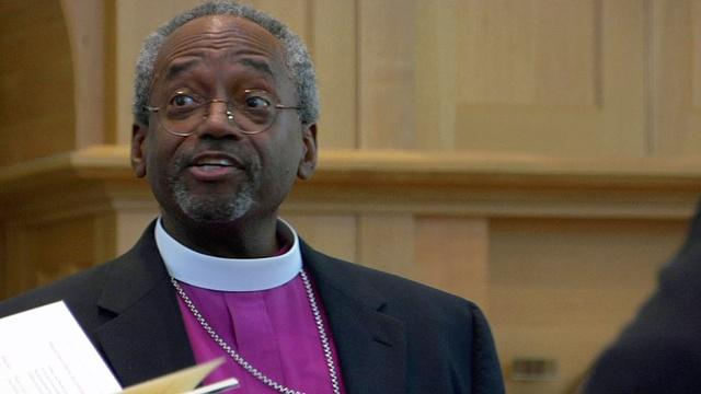 New Episcopal Presiding Bishop; All-White Juries
