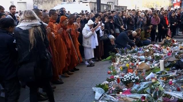 Religion's Role in the Face of Terrorism in Paris