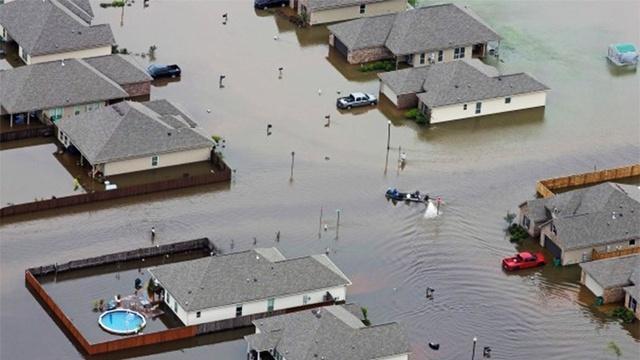 Faith-Based Relief in Louisiana Flooding