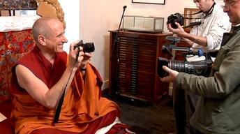 Buddhist Abbot Nicholas Vreeland