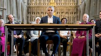 Brexit and London's Muslim Mayor; Sean Callahan; Shabbat