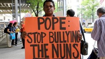 Vatican Nun Controversy