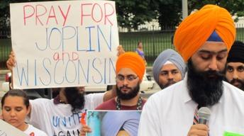 Response to Sikh Temple Shooting