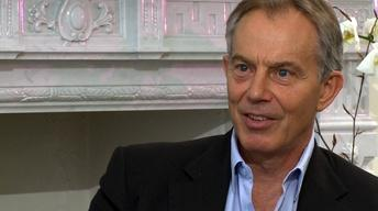 Tony Blair Extended Interview