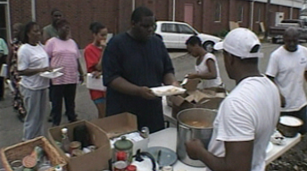 Hurricane Katrina Faith-Based Relief Efforts