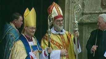 The New Archbishop of Canterbury