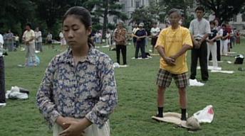 Falun Gong Spiritual Movement
