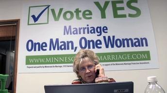 Minnesota Marriage Amendment