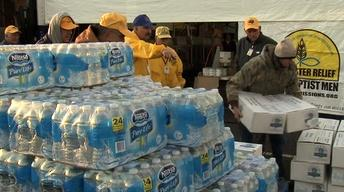 Southern Baptist Relief and Hurricane Sandy