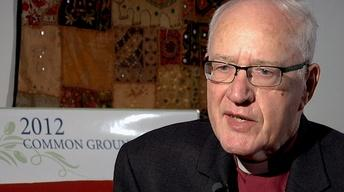 Conversation with Fmr. Archbishop of Canterbury George Carey