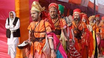 Hindu Kumbh Mela Festival