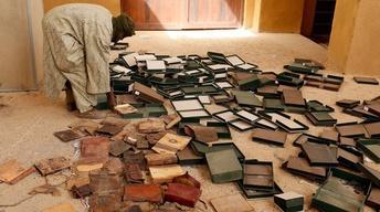 Timbuktu Mali Manuscripts