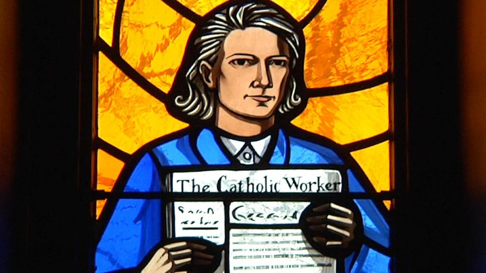 The Life of Dorothy Day image