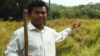 Cambodia Land Mines