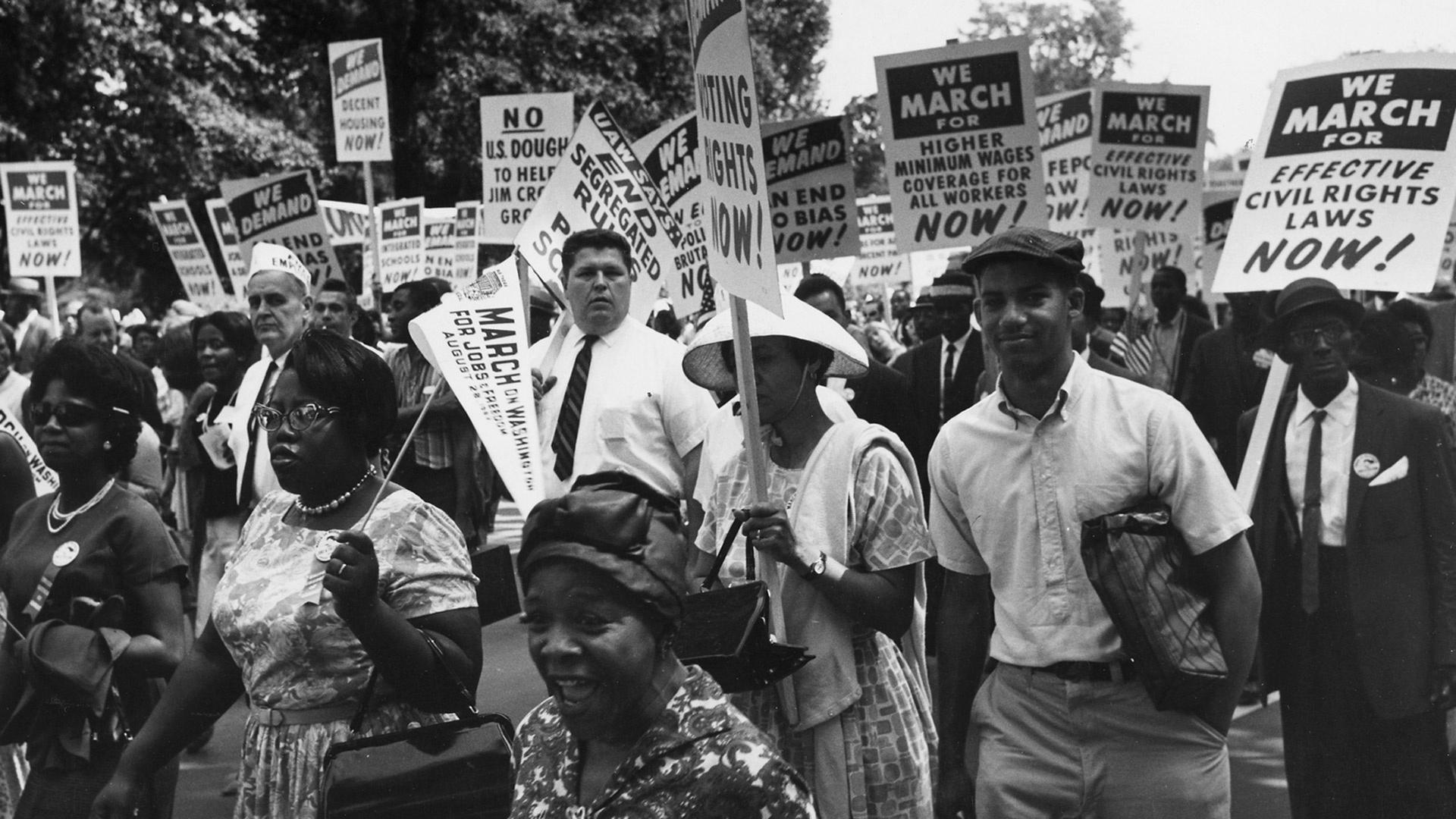 March on Washington 50th Anniversary, Moral Mondays image