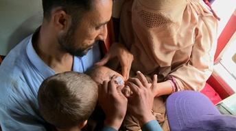 Pakistan Polio Campaign