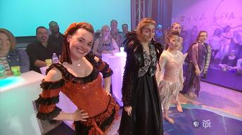 TV Takeover - Circus Juventas | Fashion Show