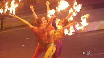 TV Takeover - Circus Juventas | Fun Fact #1