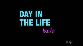 TV Takeover - Circus Juventas | Day In The Life - Karla