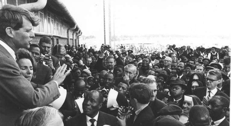 RFK in the Land of Apartheid: Track RFK's 1966 Visit to South Africa