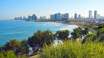 S8 Ep5: Tel Aviv, Israel: Beautiful Beaches and Tasty Cuisin