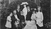Examine the early lives of Theodore Roosevelt and his younger cousin, Franklin.
