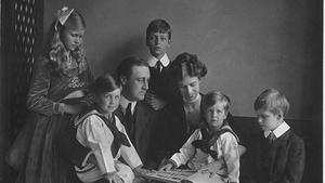 Trace the effects of WWI on the lives of the Roosevelts.