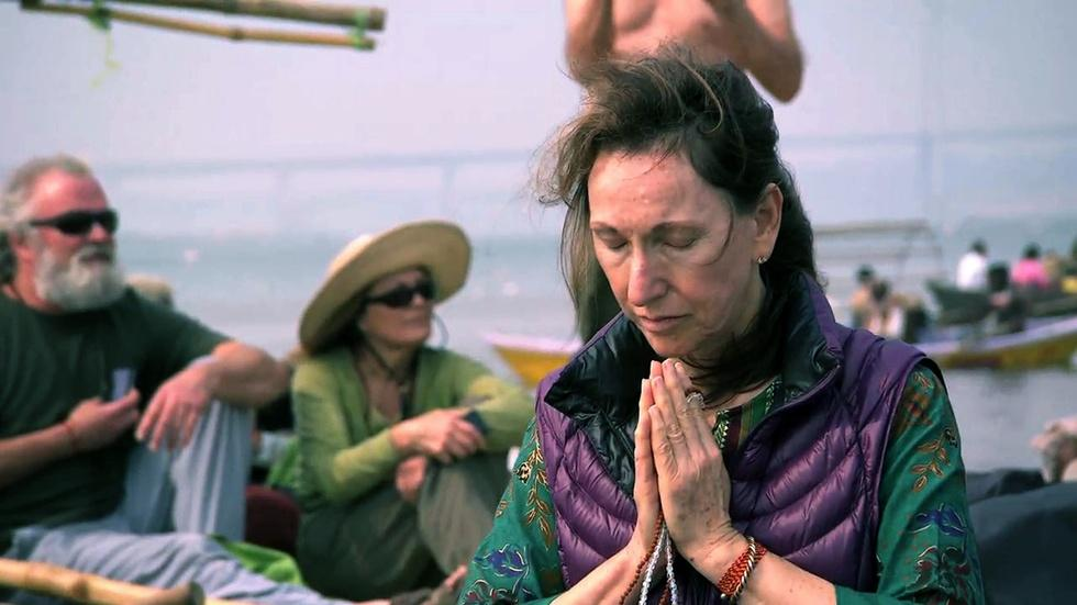 Notes from the Field: Bathing in the Ganges Riv (Kumbh Mela) image