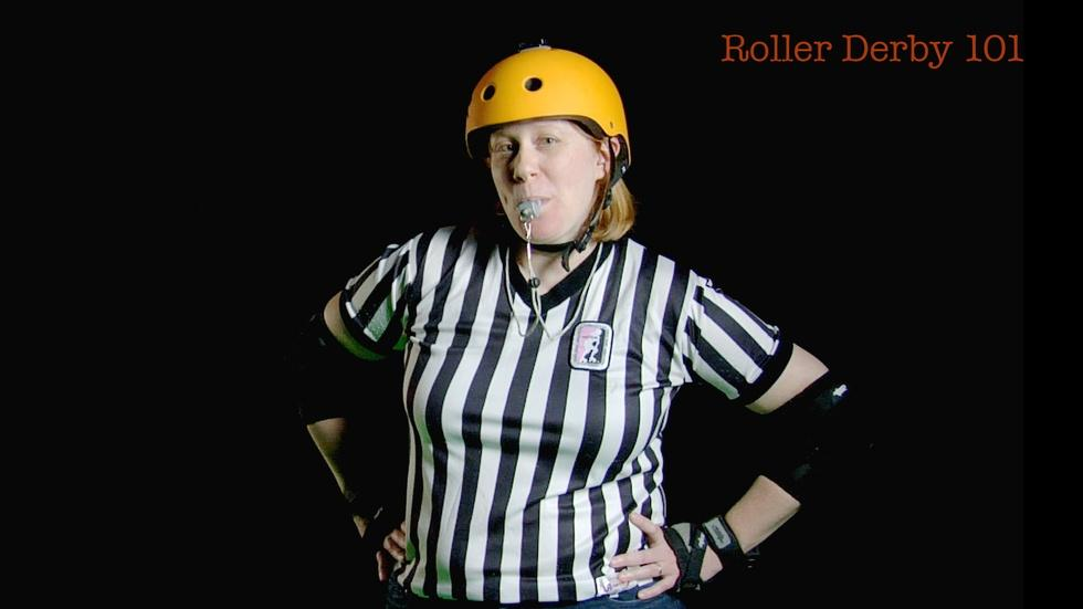 S2013 Ep37: Danielle Whittaker: Roller Derby 101 image