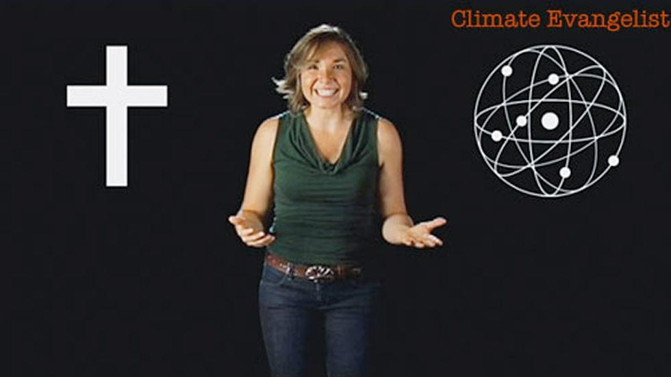 S2011 Ep47: Katharine Hayhoe: Climate Change Evangelist image