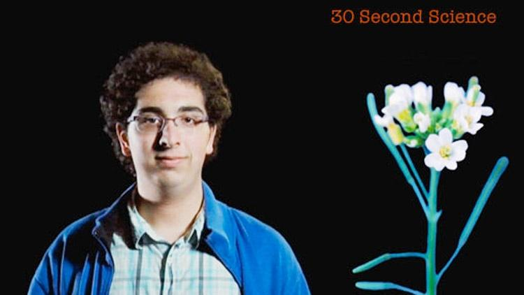 Alan Sage: 30 Second Science image