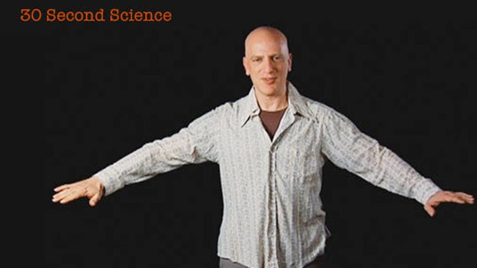 Dave Sulzer: 30 Second Science image
