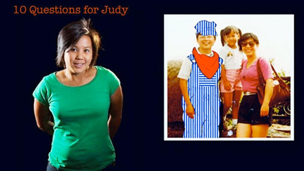 S2011 Ep10: Judy Lee: 10 Questions for Judy image