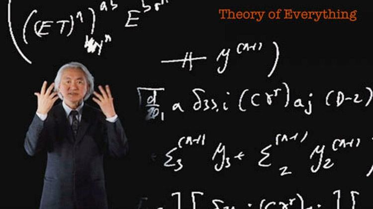 Michio Kaku: Theory of Everything image