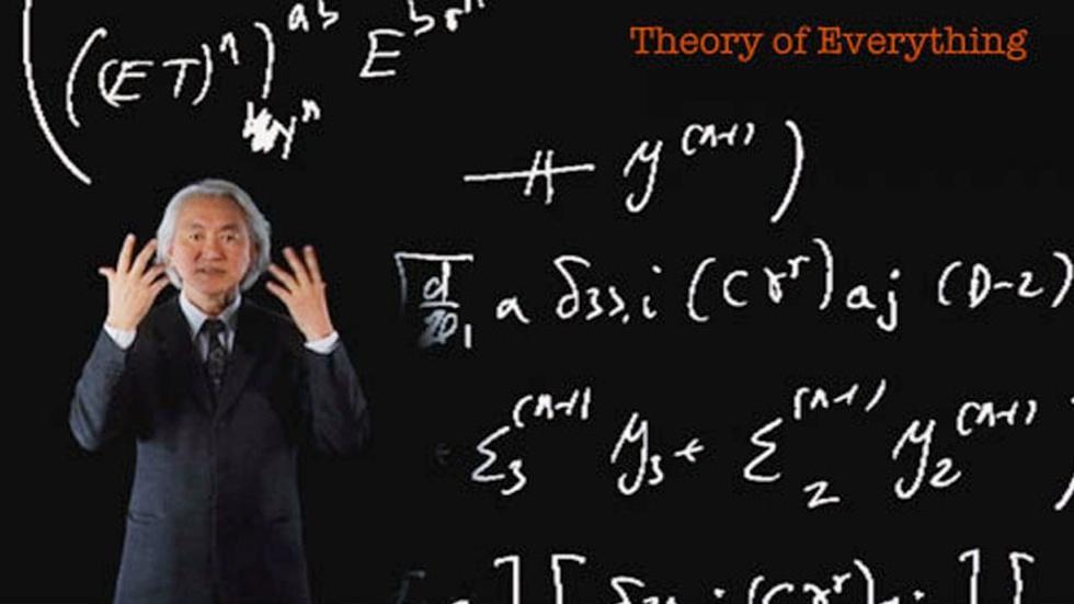 S2011 Ep4: Michio Kaku: Theory of Everything image