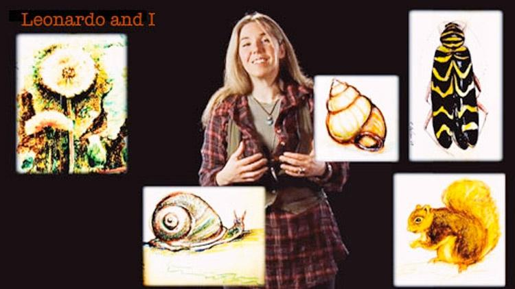 Caryn Babaian: Leonardo and I image