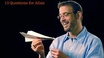 Allan Adams: 10 Questions for Allan