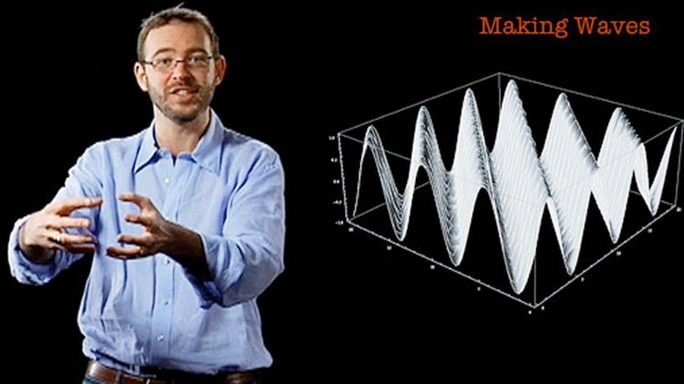 Allan Adams: Making Waves image