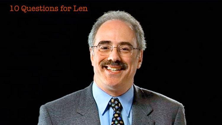 Len Zon: 10 Questions for Len image