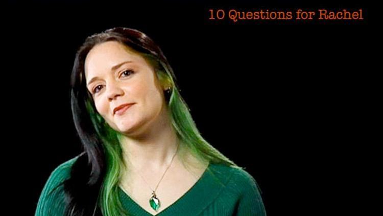 Rachel Collins: 10 Questions for Rachel image