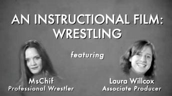 Rachel Collins: An Instructional Film: Wrestling