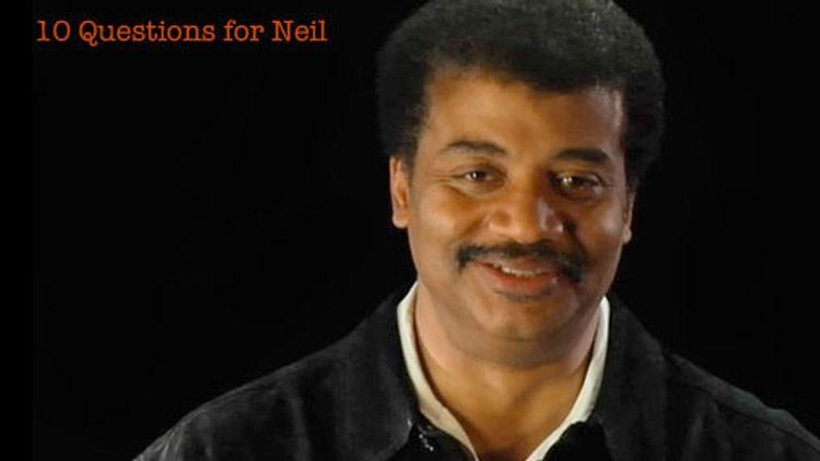Neil deGrasse Tyson: 10 Questions for Neil image
