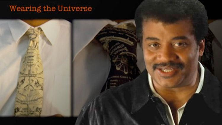Neil deGrasse Tyson: Wearing the Universe image