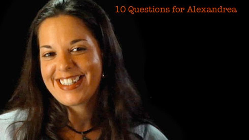 S2010 Ep23: Alexandrea Bowman: 10 Questions for Alexandrea image