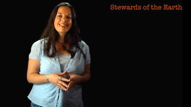 Alexandrea Bowman: Stewards of the Earth image