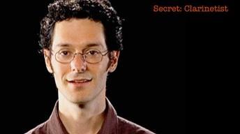 Eran Egozy: Clarinetist