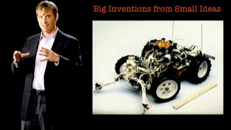 Colin Angle: Big Inventions image