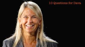 Dava Newman: 10 Questions for Dava